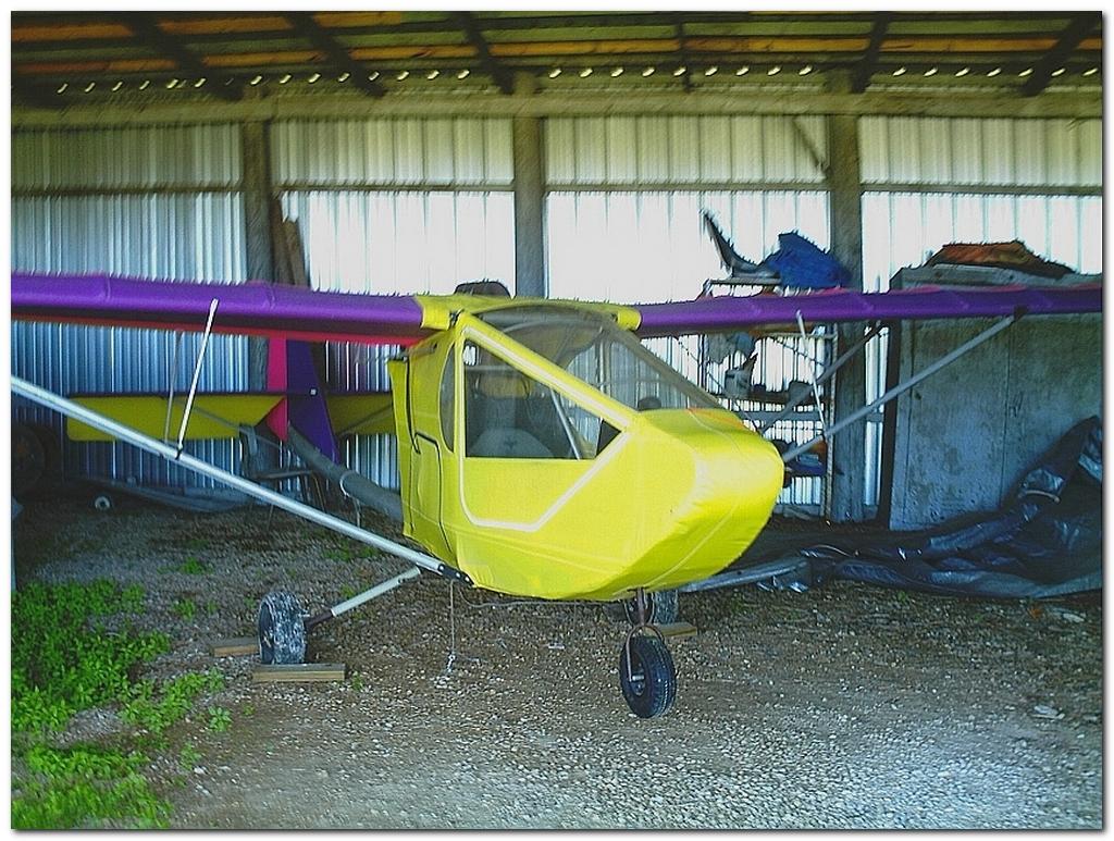 1995 cgs hawk classic   single seat   light sport aircraft  e lsa    for