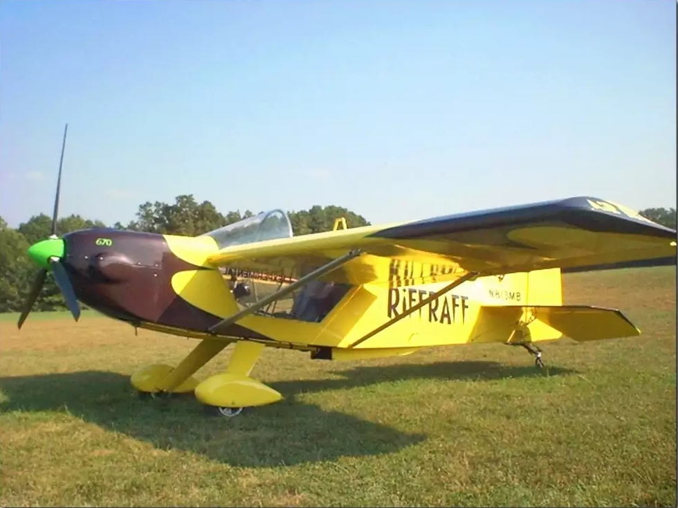 A-Z Ultralight Classifieds - Main Page
