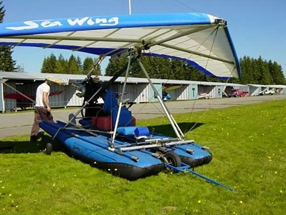 A-Z Ultralight Classifieds - Inital Start Page